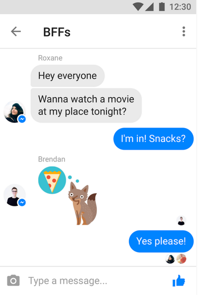 Messenger Lite for Android - Download