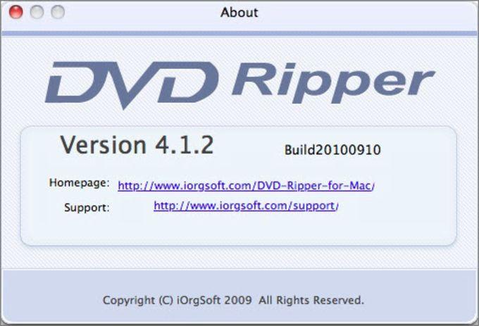 iOrgSoft DVD Ripper
