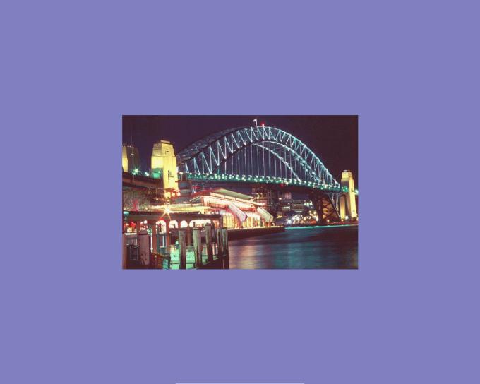 Screensaver Sidney 2000