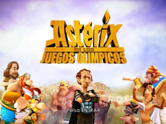 Asterix e Obelix ai Giochi Olimpici
