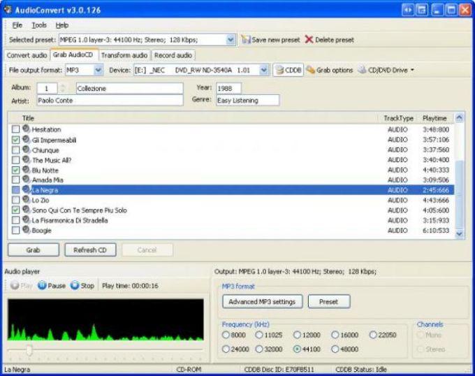AudioConvert