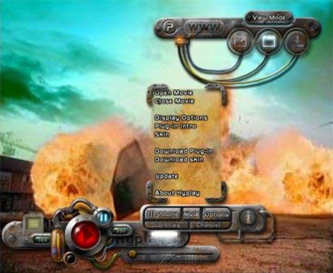 Hyplay (DivX player)