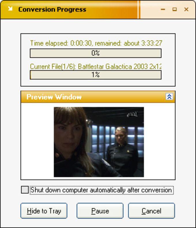 Jodix Free iPod Video Converter