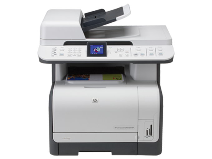 HP Color LaserJet CM1312nfi Printer drivers