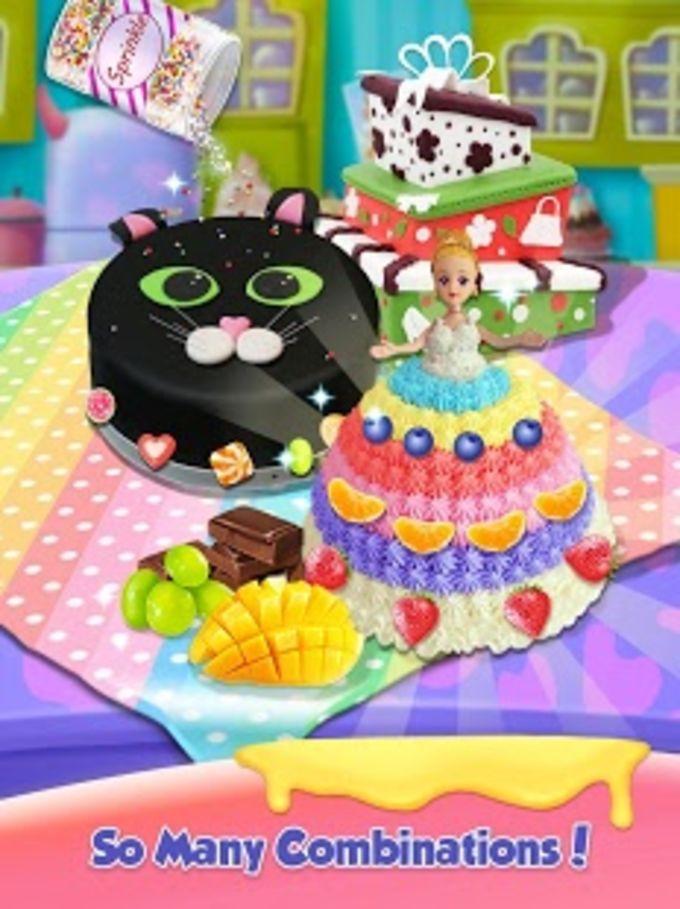 Wild Cake  Crazy Cake Desserts Chef