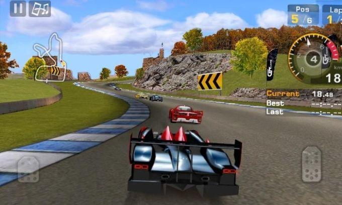 GT Racing: Motor Academy HD