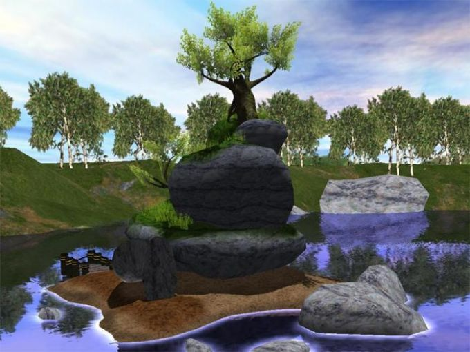 Free Magic Tree 3D Screensaver