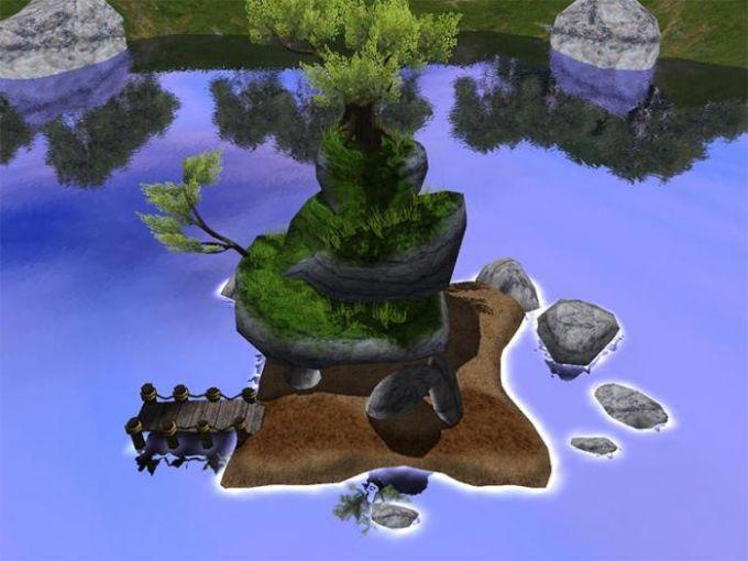 Free Magic Tree 3D Screensaver