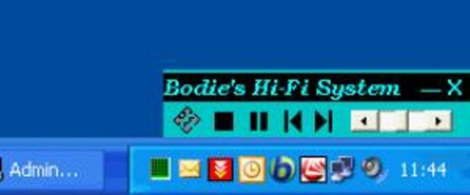 Bodie's Hi-Fi System