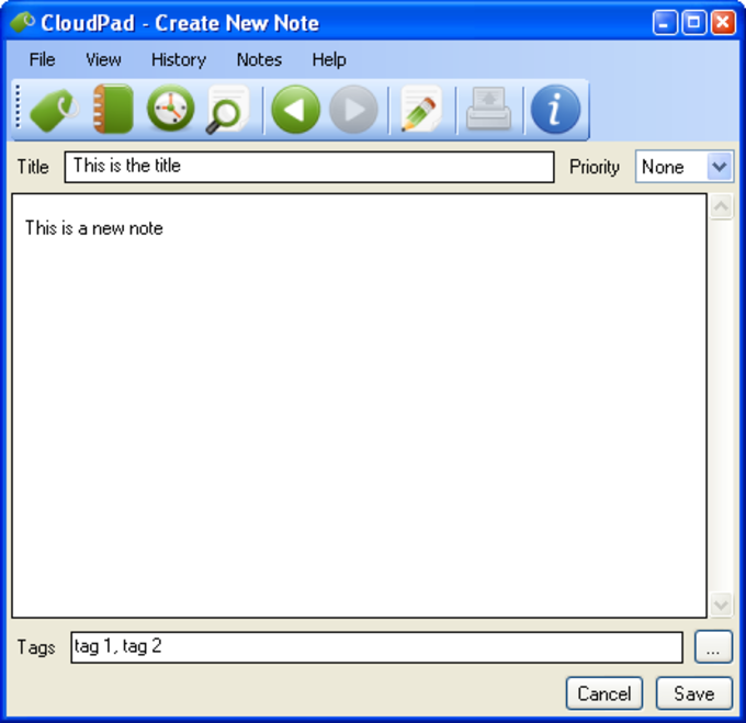 CloudPad