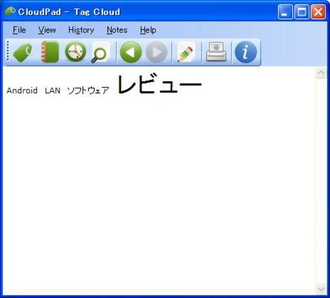 CloudPad