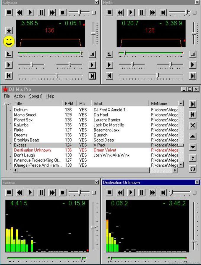 Dj mix pro free download for windows 10, 7, 8/8. 1 (64 bit / 32 bit).