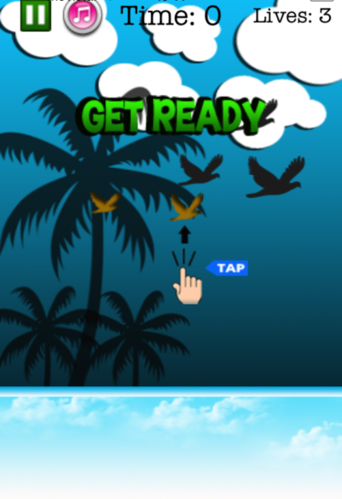 Fly Birdie - Flappy Bird Flyer