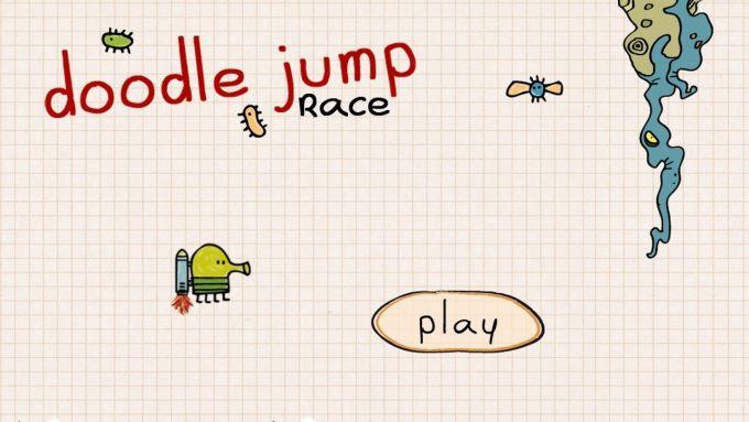 Doodle Jump Race