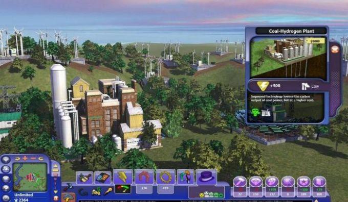 SimCity Societies