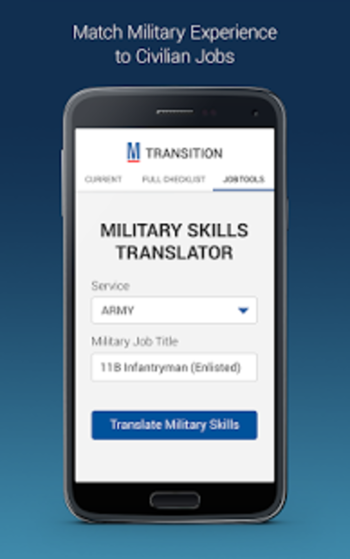 Transition by Military.com