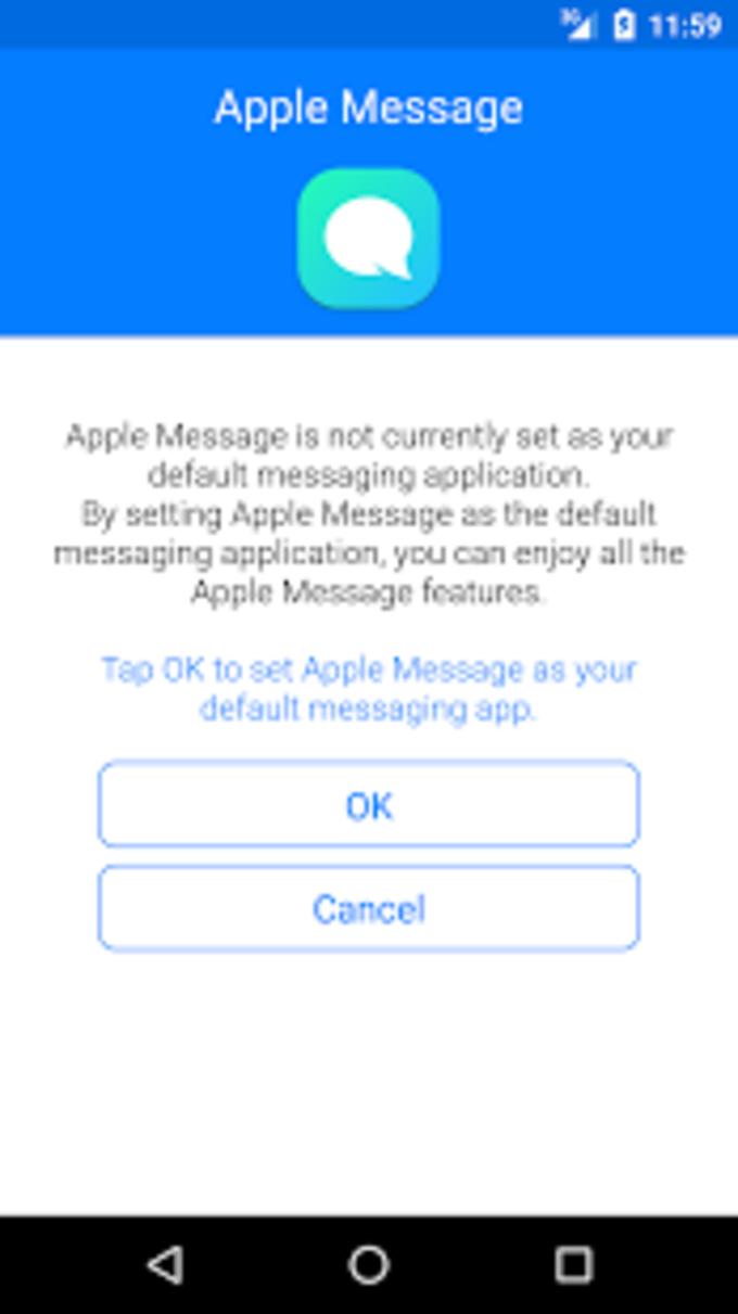 Apple Message