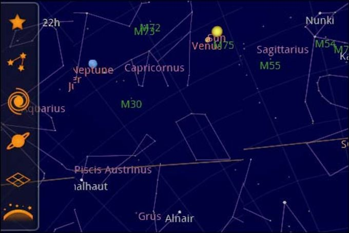 Google Sky Map para Android - Download on skype android, chrome android, gmail android, evernote android, google android, game android,