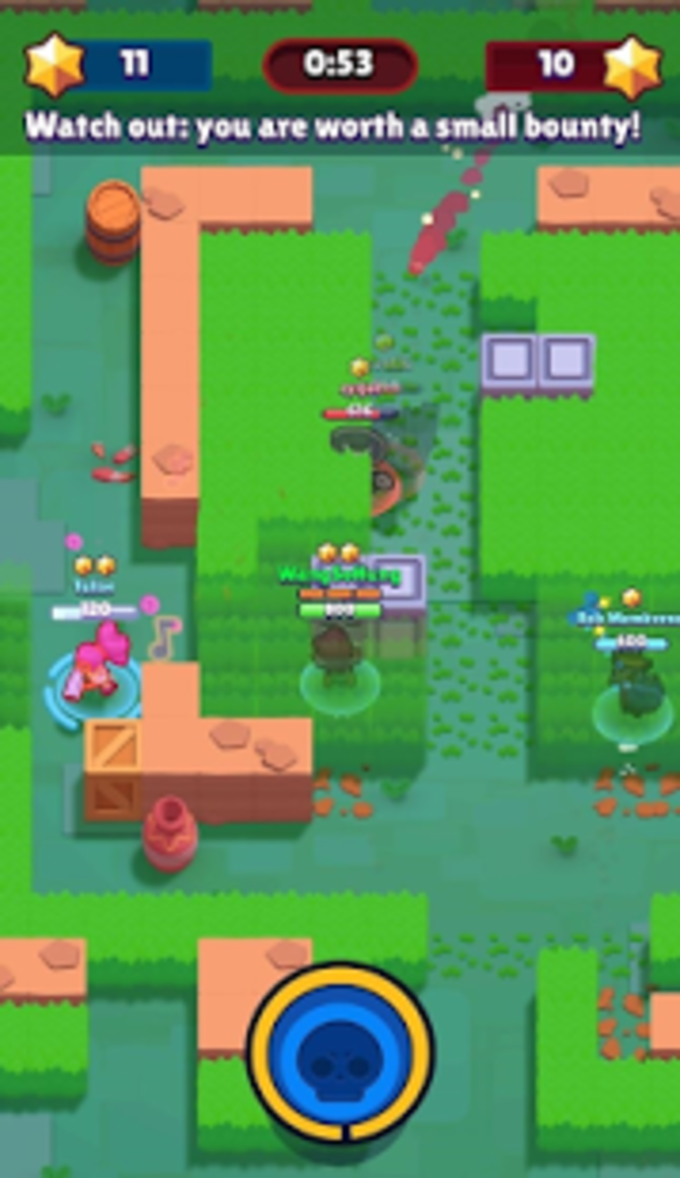 ONLINE GAME HINTS FOR BRAWL STARS HOUSE OF BRAWLER