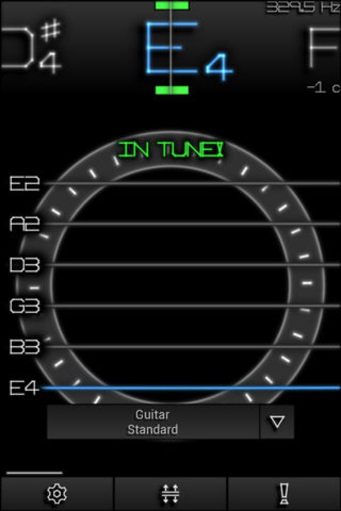 PitchLab Guitar Tuner (FREE)