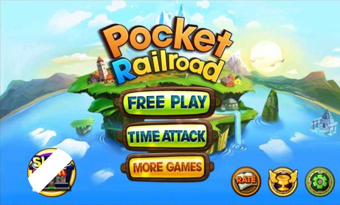 Pocket Railroad