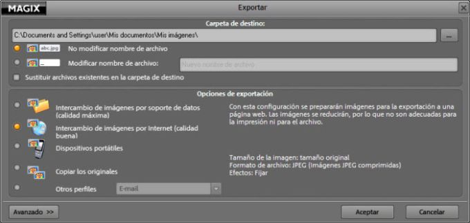 MAGIX Foto Manager deluxe