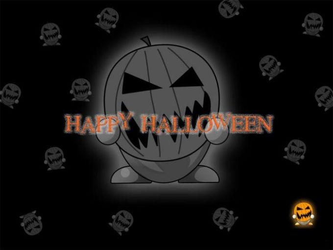 Free Haunting Halloween Screensaver