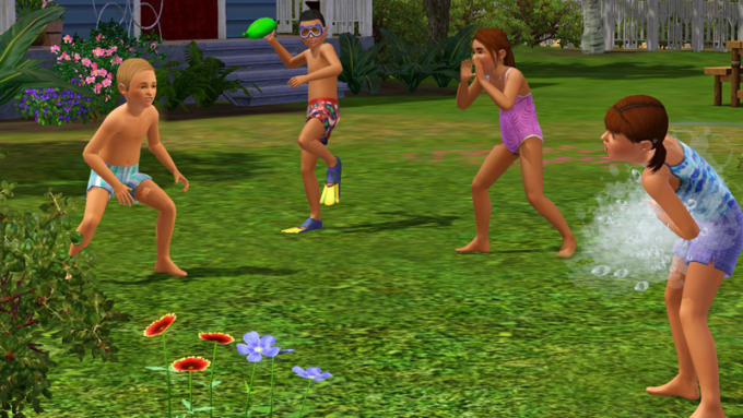 The Sims 3: Stagioni