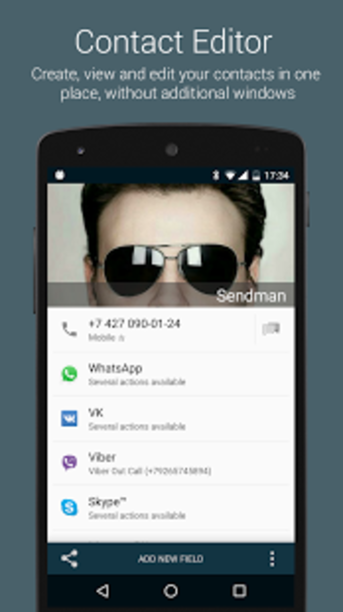 True Phone Dialer  Contacts  Call Recorder