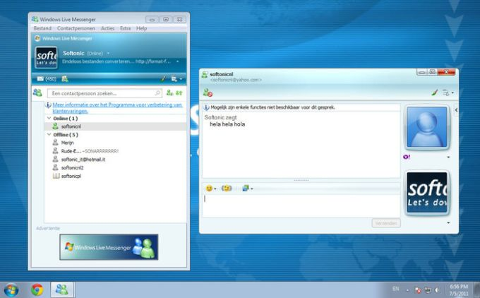MSN Messenger 8.5