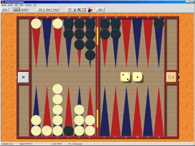 Ariston Backgammon