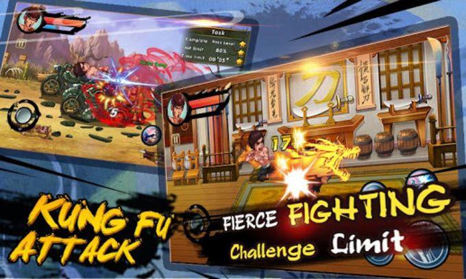 Kung Fu Attack:Offline Action RPG