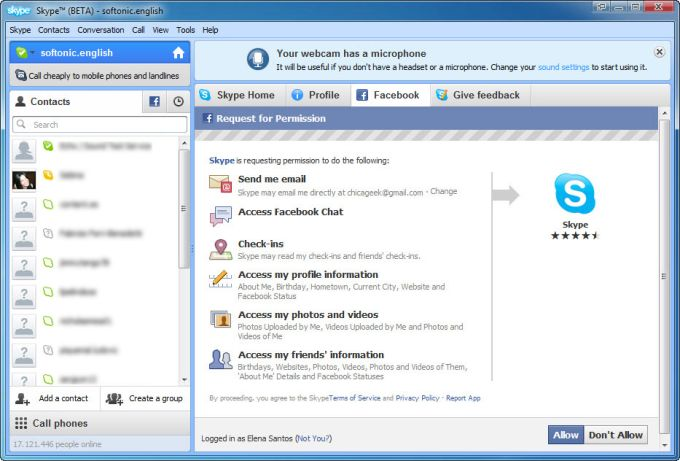 how to download skype on blackberry