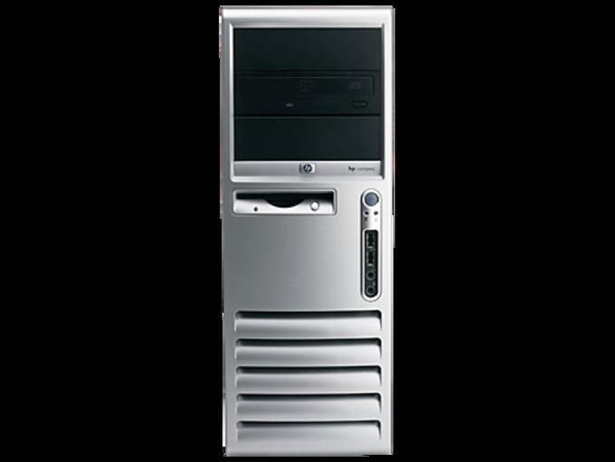 Compaq dc7700 Quickspecs