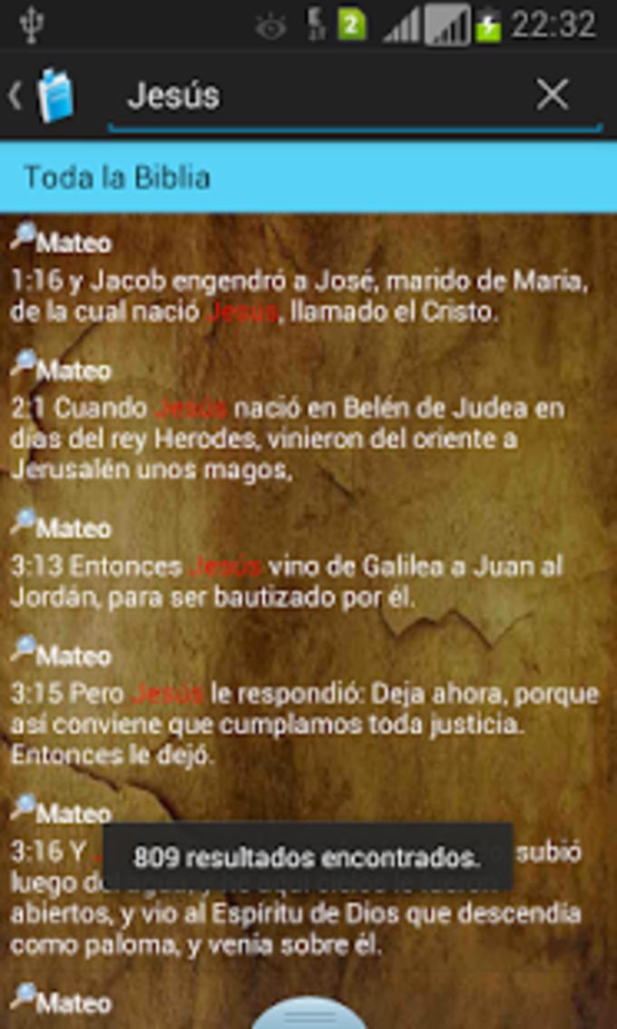 Santa Biblia RVR1960