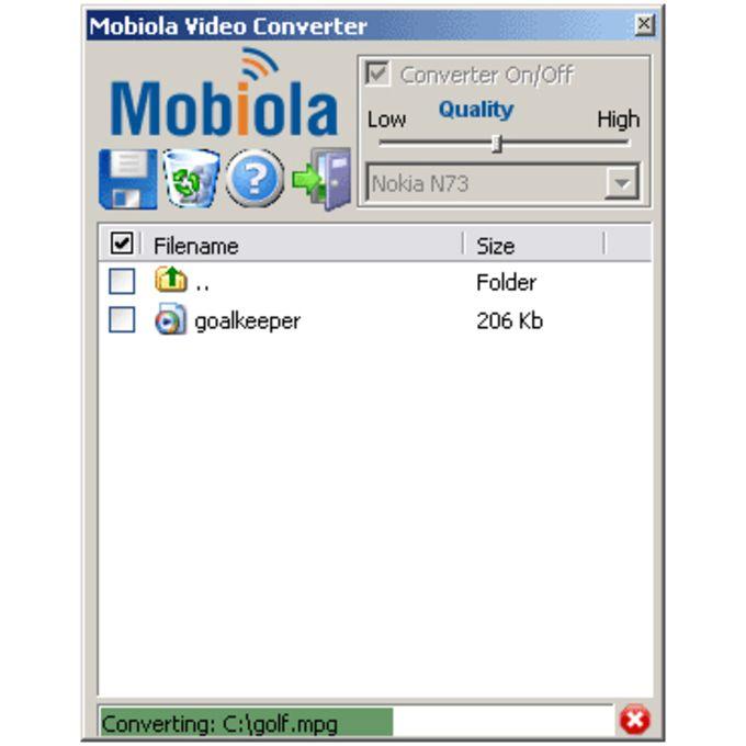 Mobiola Media Player
