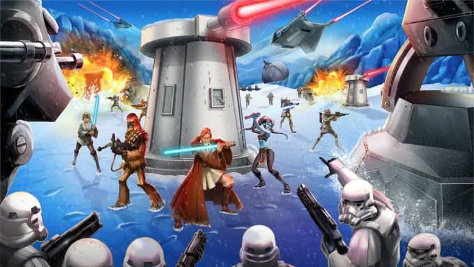 Star Wars Galactic Defense