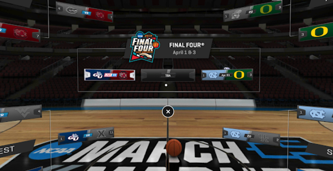 NCAA March Madness Live VR