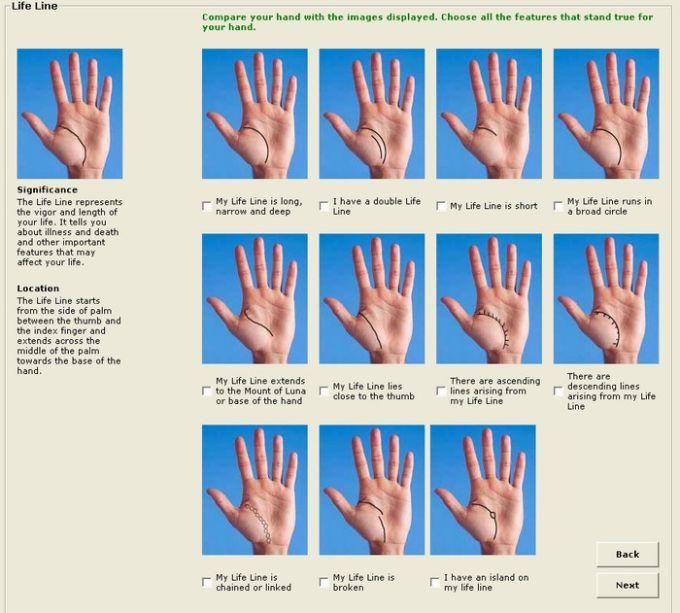 MB Free Palmistry