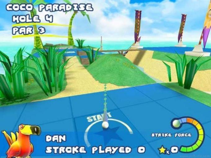 Islands Mini-golf