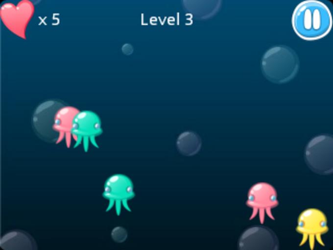 Jelly Fish Invasion