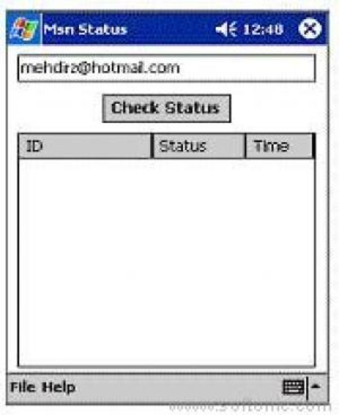 Msn Status