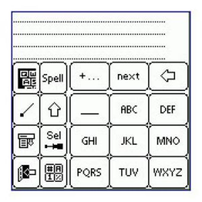 PKWrite Rapid Text Entry