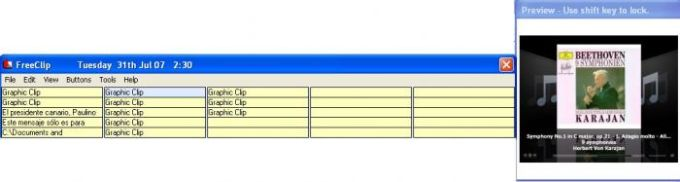 M8 Multi Clipboard