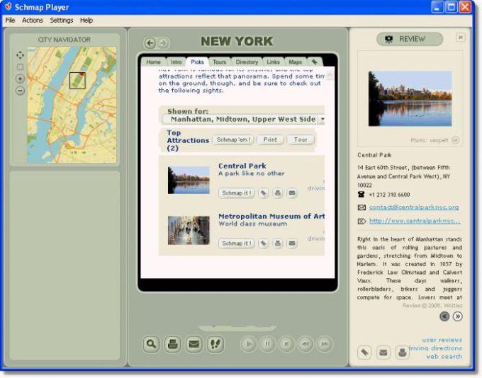 Schmap New York Guide