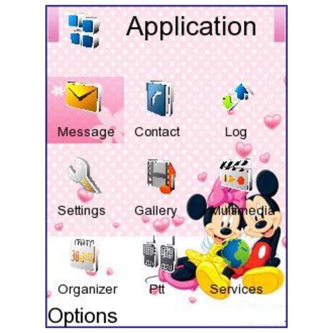 Tema Mickey & Minnie