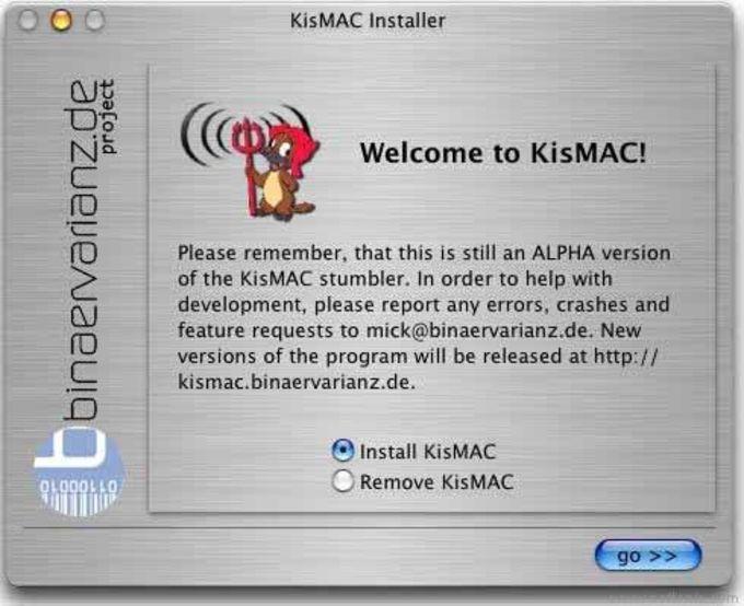 KisMAC