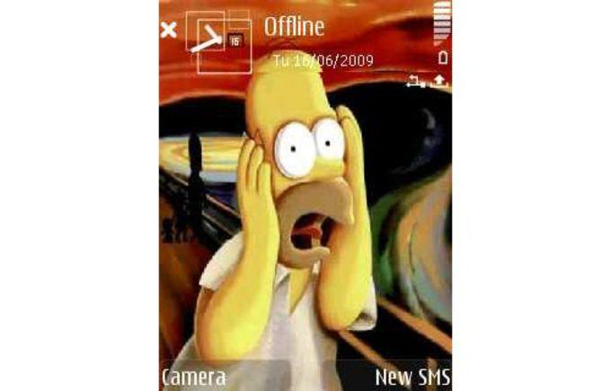 Homer Munch Theme