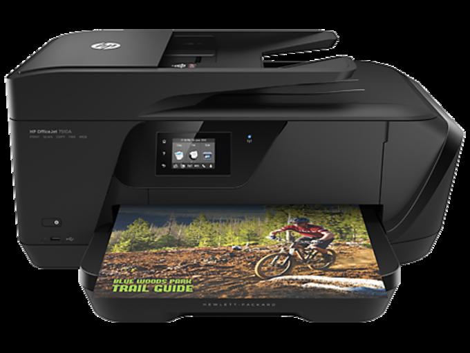 HP OfficeJet 7510 Wide Format Printer drivers