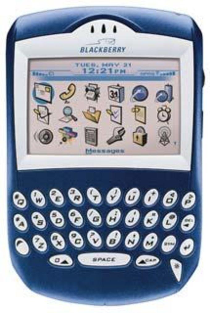 QuickIM MSN Messenger for Blackberry